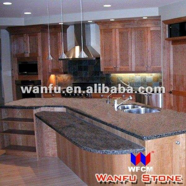 dessus <span class=keywords><strong>2012</strong></span> de granit de cuisine contre- en vente chaude (nouvelle arrivée)