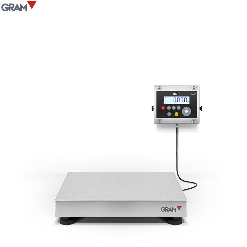 K3i - X2 - 60 Most Resistant waterproof LCD display digital platform weighing scales industrial weight scales