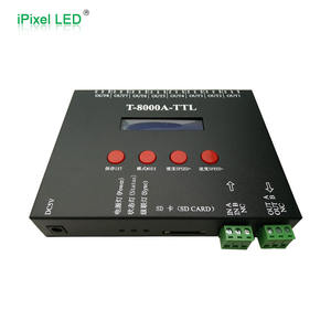 SINGBA LIGHT 512 channel   8*170 pixel  four port DMX led controller