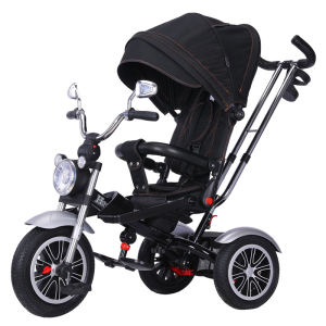 18 month old 3 wheel kids walker trike / steel frame material baby tricycle / baby tricycle new models 2020