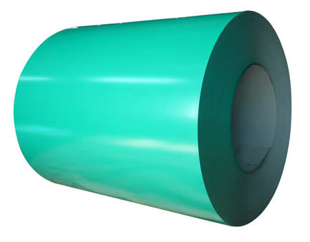 Color Coated coil Steel PPGI Color Prepainted Galvanized Steel Coil Building Materials