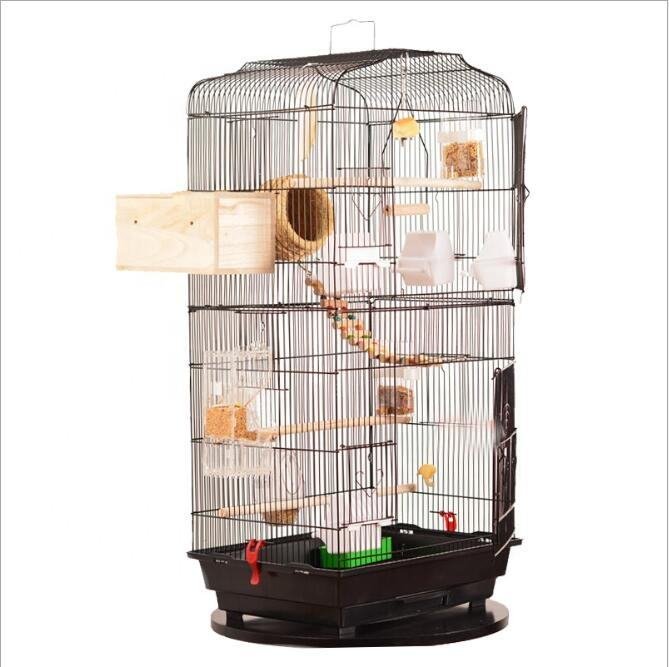 Bird cage parrot cage, high-end luxury bird cage, multiple choices