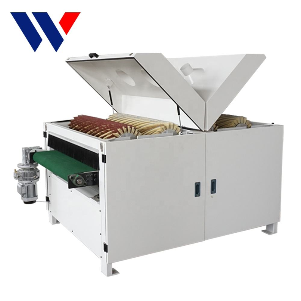 R-R-R-R1000 Door Cabinet Furniture Curve Brush Sanding Machine For Woodworking Machine