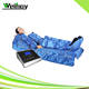 infrared air relax air compression leg massager for lymph drainage