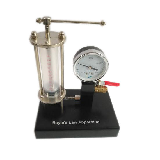 Gelsonlab HSPD-003 Boyle's Law Experiment Apparatus Boyles law Apparatus