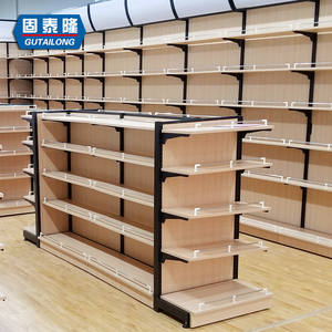 Groothandel China fabriek supermarkt reclame display stand plank