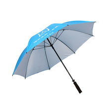 100% polyester fabric 62 INCHES innovative upside down golf umbrella