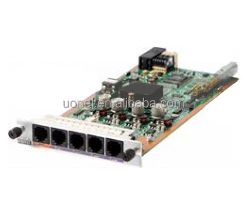 AR0MSVA4B1A0 03020RMY 4-Port FXS and 1-Port FXO Voice Interface Card