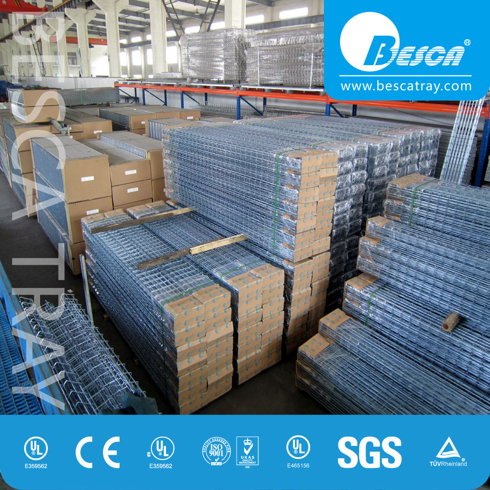 High Stability Stainless Steel Basket Wire Mesh Cable Tray Price