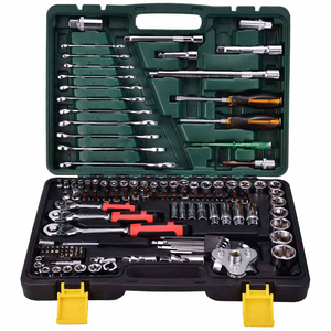 Homeuse Metric system Socket wrench set 121pcs hand tools set
