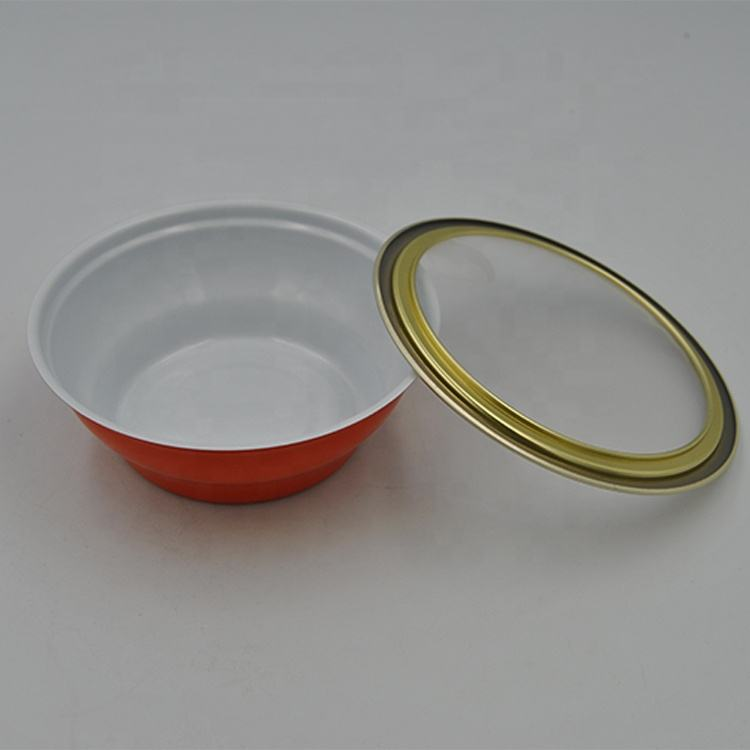 hot sales chocolate tray for yogurt packaging round aluminum pans aluminum foil cup cake
