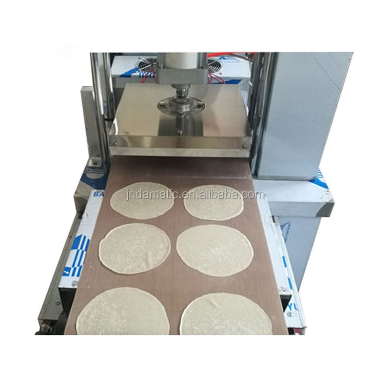 Grain product making machines/Automatic tortilla chapati making machine with PLC control
