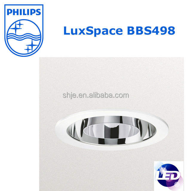 Philips LED Downlight LuxSpace DN498 C 1xDLED-3000 PSU