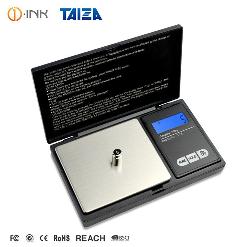 500G 200G 001G Mini Digital Pocket Scala Dei Monili 0.01-200G Mini Scala