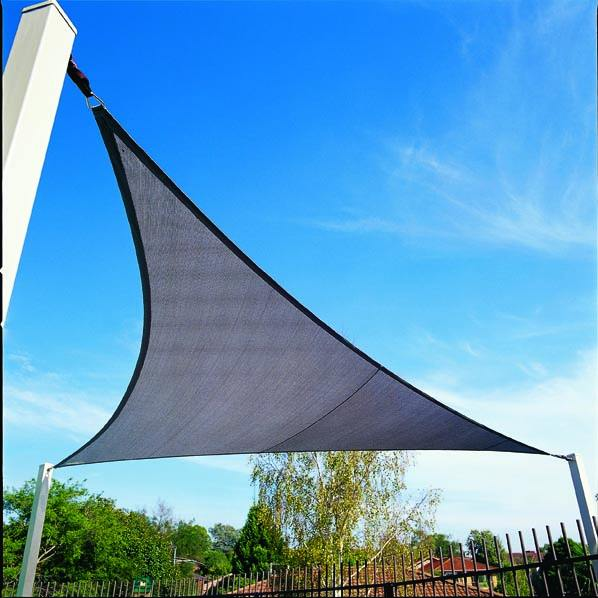 Waterproof shade sails / Outdoor sun shade sail / big size sunshade sail