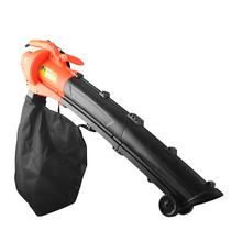 Low MOQ Handheld Corded Electric Powerful Garden Electric Leaf Blower