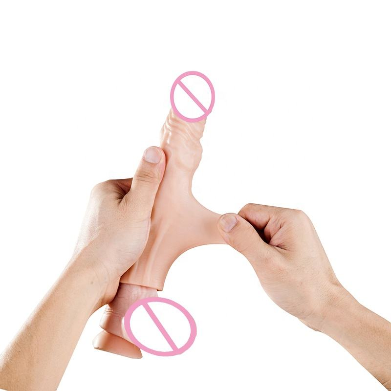 no toxic medical TPE silicon unisex skin penis sleeve enlargement ,adult sex toy reusable flexible penis sleeve for man