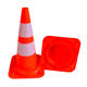 flexible PVC road traffic cone safety cone