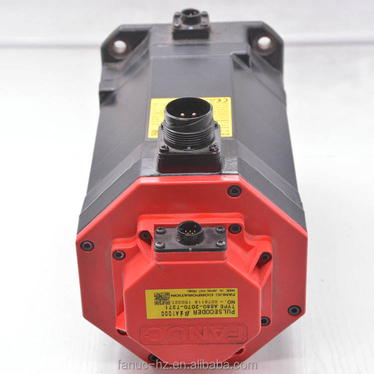 Waterproof [ Servo Motor ] Waterproof A06B-2078-B407 100% Original Japan Fanuc Ac Servo Motor