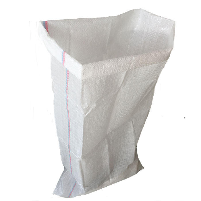 China 100% new material PP paddy flour sack / empty sack packing sugar wheat flour food,polypropylene woven 50kg rice bags