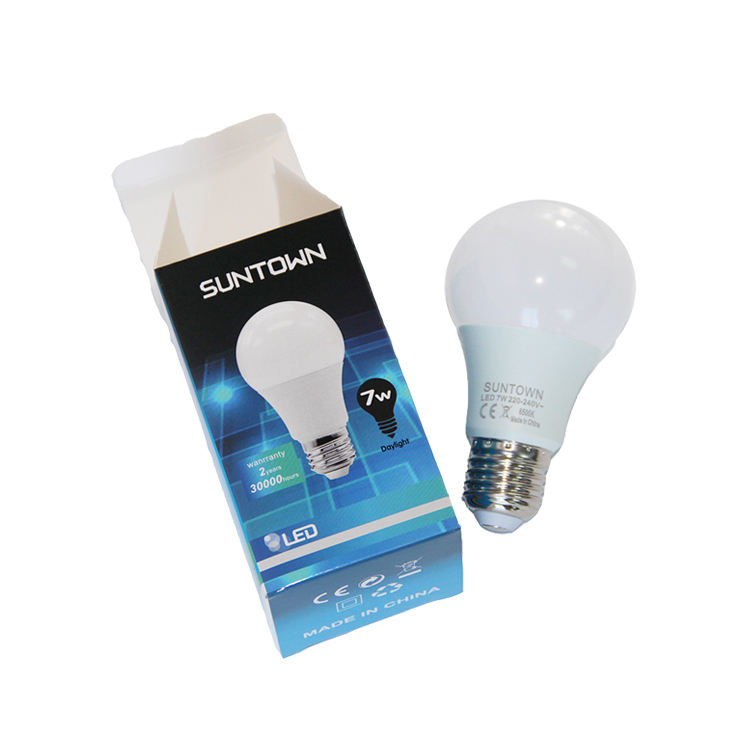 2019 new arrivals A19 e27 led light bulb 2700k-6500k A60 led bulb led bulb