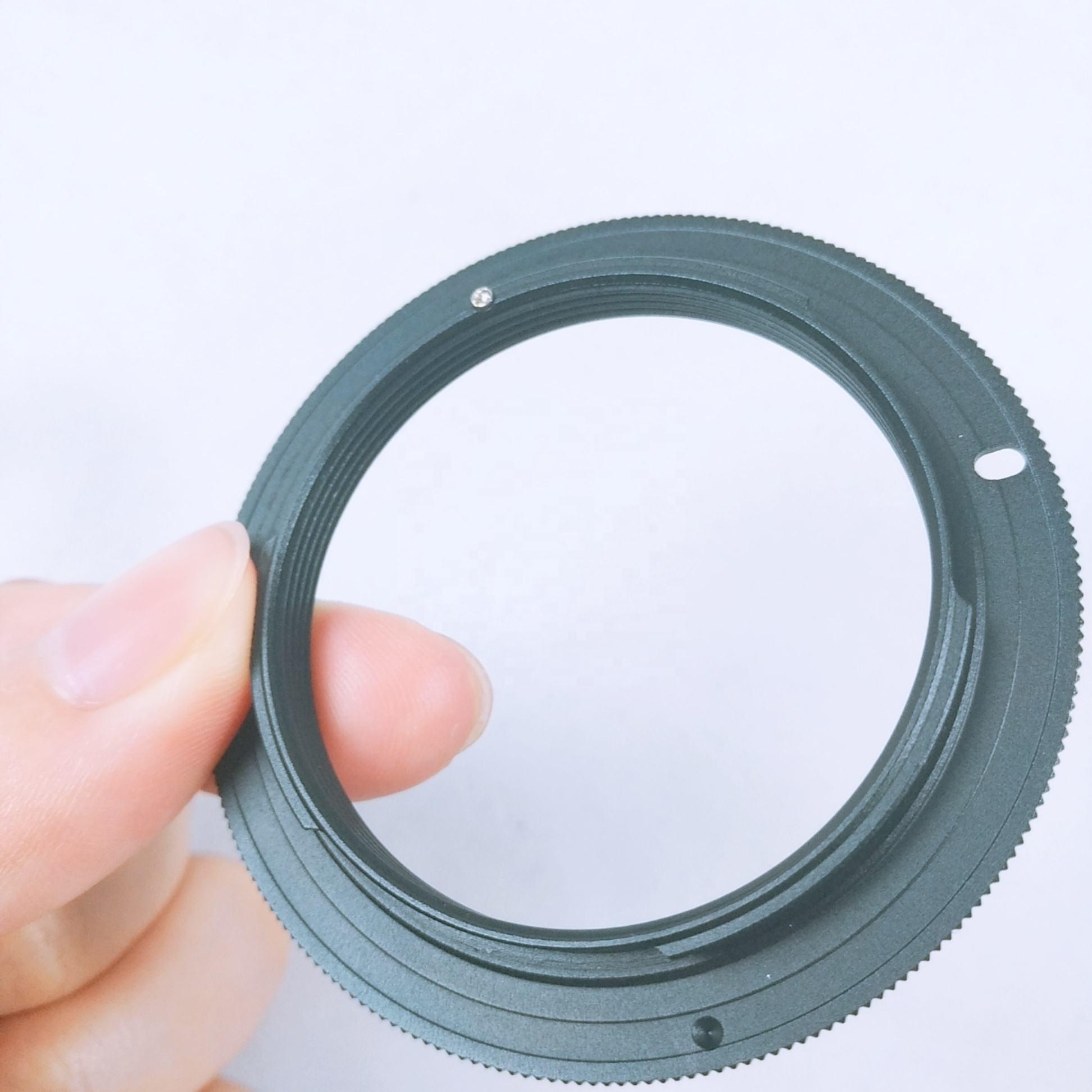 зачем нужны переходные кольца фотоаппарат вот, эти