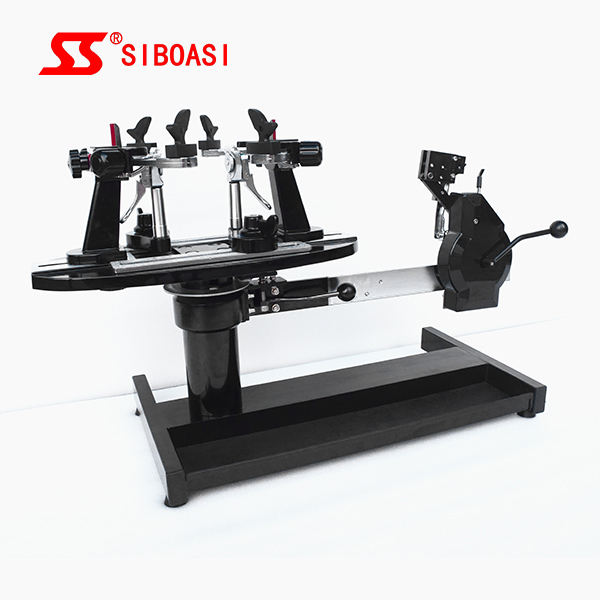 Cheapest S223 table tennis badminton racket manual stringing machine