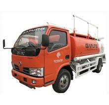 Dongfeng 5000 liters fuel tanker truck