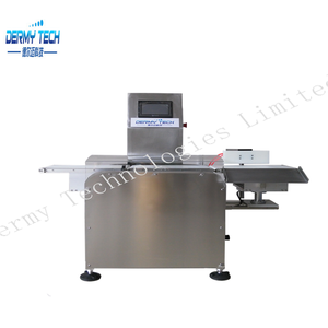 Domestic Industrial Automatic check weigher Boxed Food weight scale digital