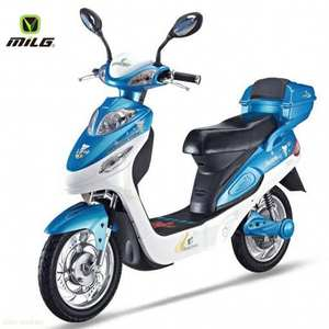 CHEAP CE 250W Road Legal 2 Wheel Adult Electric scooter / Cheap Mopeds / Electric Bike with Pedals