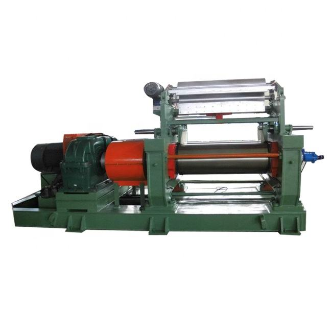 Rubber Mixing Rolls Refining Machine with CE ISO9001 New Price