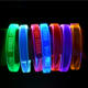 Sound Motion Activated Music Wristband Led Flashing Glowing Color Changing Led Bracelet