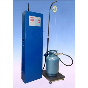 15kg/min lpg gas filling machine, lpg gas cylinder filling scale, automatic lpg gas filler