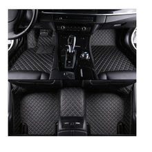 Custom fit mat right hand driving 3D car floor mats