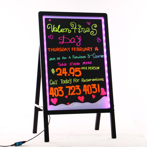 Low Price Products Electronic Led Writing Board