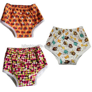 manufacturers waterproof Baby kids bamboo training pants toddler potty training pants one size fits all potty trainers