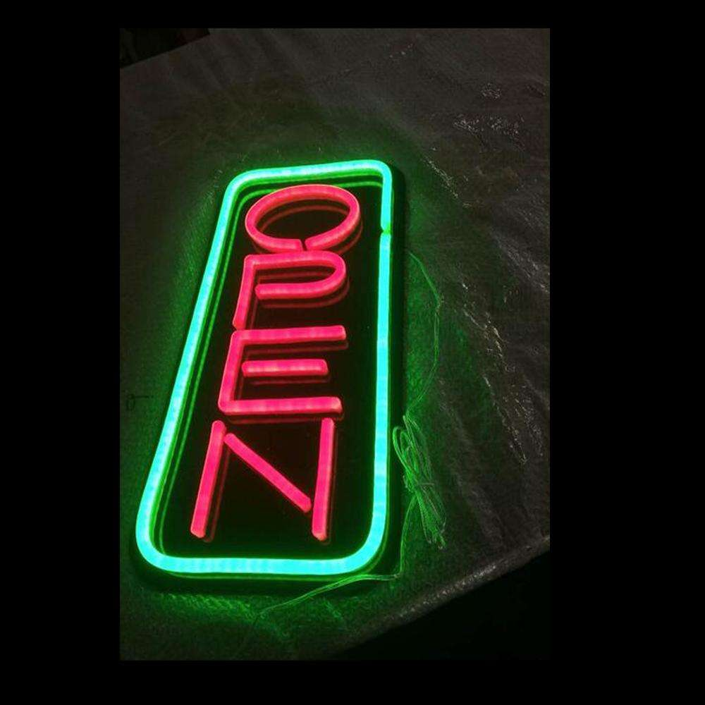 Best Selling Flash Fluorescent Open Led Neon Sign
