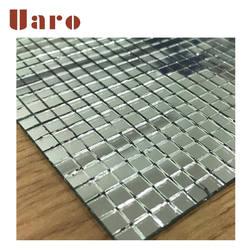 Mini mosaic tile 5x5mm self adhesive mirror mosaic tiles