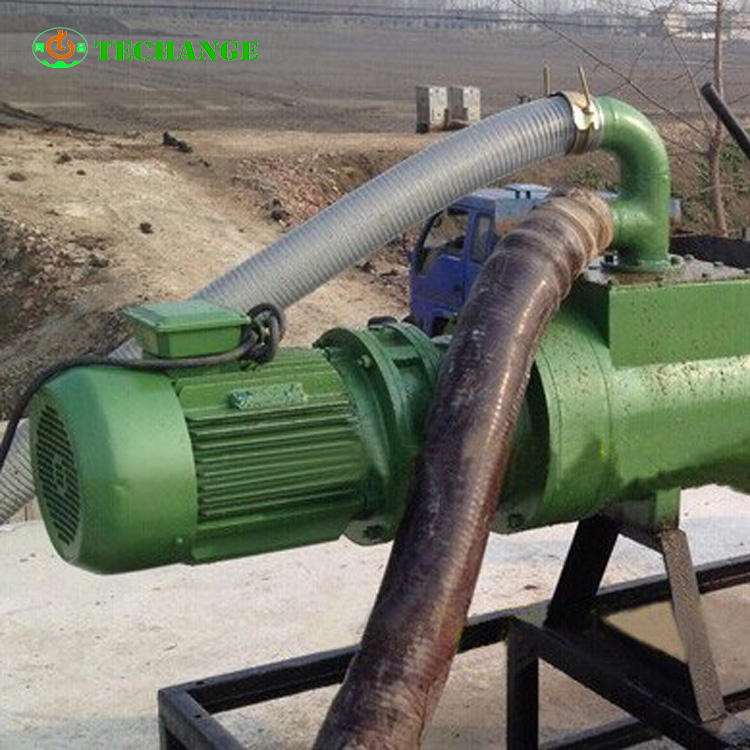 High cost performance Factory direct sale solid liquid separator cow dung dewatering machine
