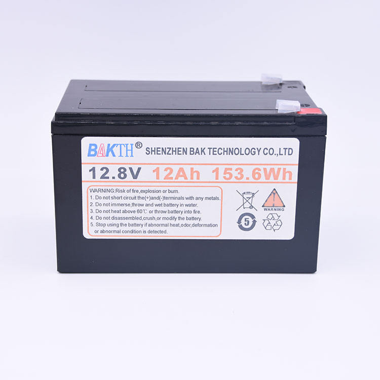 태양열 Storage LiFePO4 Lithium Battery 12.8 볼트 12Ah 리튬 아이언 맨 (Iron Battery 팩
