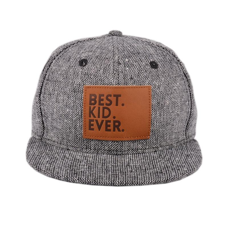 Логотип аппликация детей плоский Билл <span class=keywords><strong>ребенка</strong></span> дешевые малыш cap hat