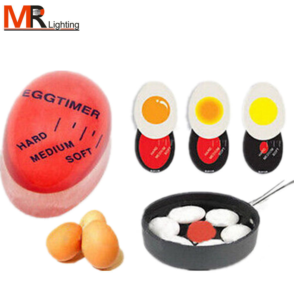 Color Changing Egg Timer , Magic Colour Changing Egg Timer Time Kitchen Gadget Cook Boil Eggs Thermometer
