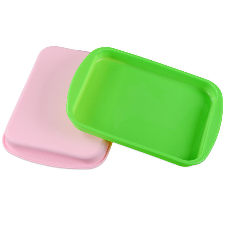 Silikon Baking Pan Cover Silikon Kue Pan Silikon Baking Pan