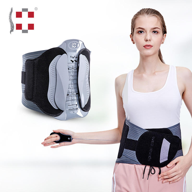 Hot selling office using back pain relieve waist support belt