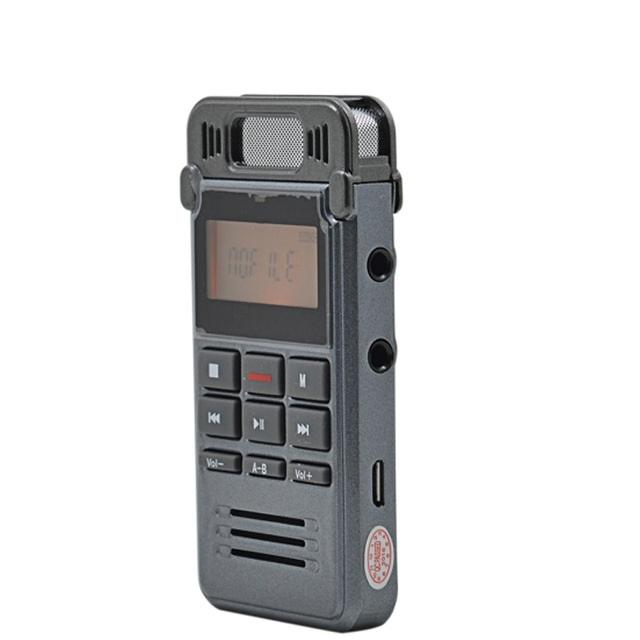 Phone-call Recording 560hours VOX 8GB Dictaphone USB Flash Digital Audio Voice Recorder