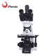 Biologic Microscope Digital Microscope With Screen Phenix 1600x Trinocular Tube Biologic Digital Microscope With 9.7 Inch LCD Display Screen