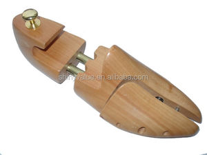 made in china billige holz zedernholz schuhspanner