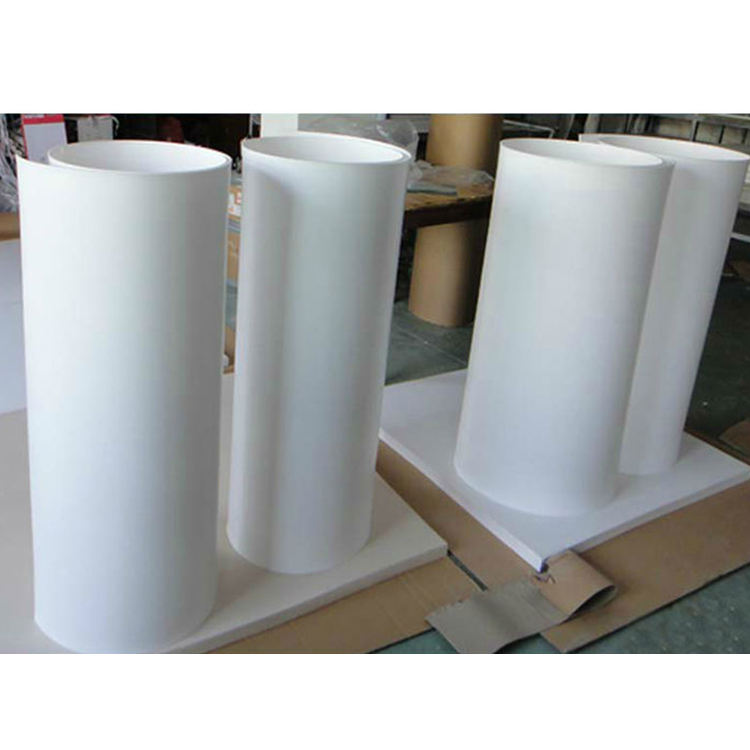 Reliable High Quality Electrical Insulation Parts 100% Virgin Ptfe Tube