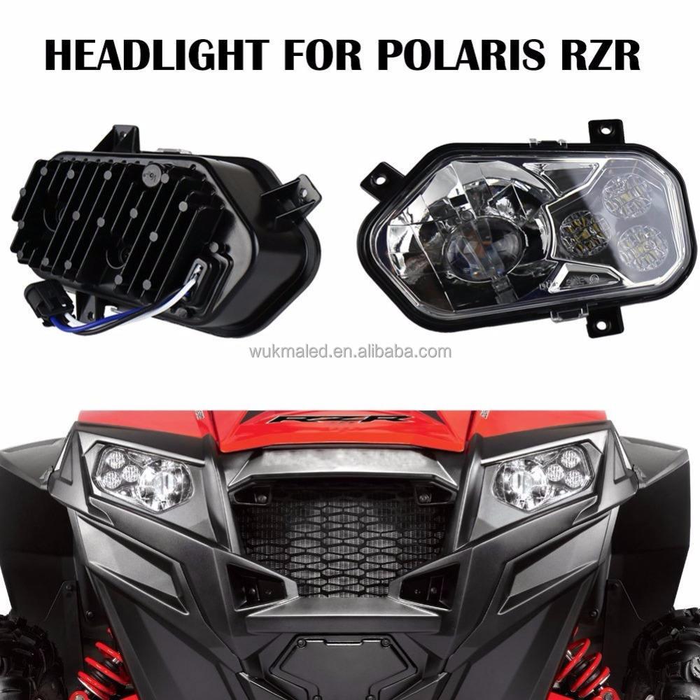 RZR Chasing Halo H//L Head Light for 2014-2016 RZR XP1000 XP900 XPTURBO RZR 900