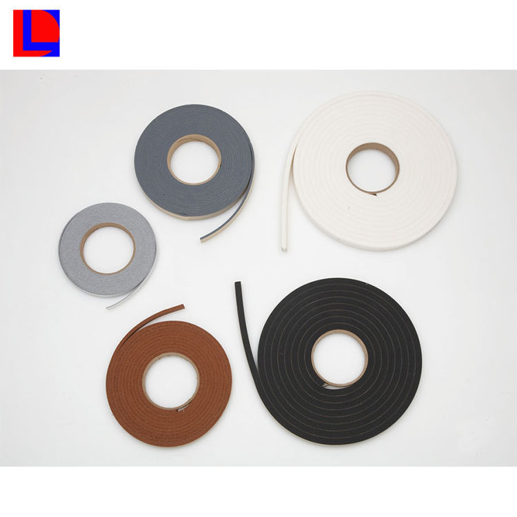 3M adhesive seal EPDM foam rubber glass door/window gasket seal